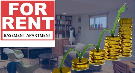 Homes With Basement Apartment